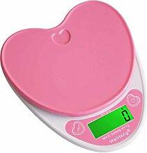 Pandiki WH-B18L 5kg / 1g reizendes Herz formte