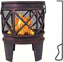 Paneltech Feuerstelle Round Heater Feuerschale