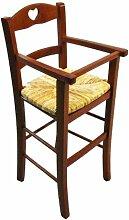 Panetta Casalinghi Hochstuhl aus Holz, für Baby,