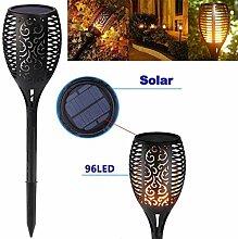 Pang Hu Outdoor wasserdichte Flimmer Flamme Solar