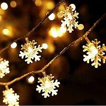 PANGUN Weihnachten Schneeflocke LED Taschenlampe