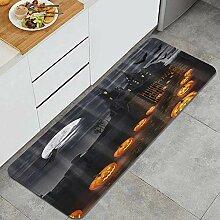 PANILUR Küchenfußmatten Küche Bodenmatte