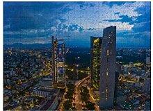 Panorama-Luftbild Berühmte Reforma - 500 Puzzles