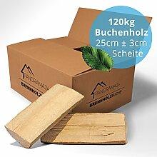 Panorama24 120 kg Brennholz Kaminholz Feuerholz