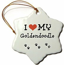 Pansy I Love My Goldendoodle,