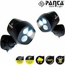 Panta Safe Light 2 Stück LED Sicherheitslicht,