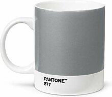 Pantone 18003 Kaffeetasse, Porzellan, gold