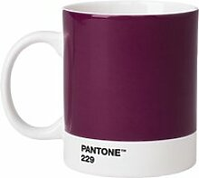 Pantone - Becher, aubergine (229)