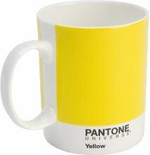 Pantone Becher Bone China Custard Yellow