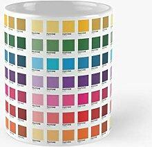 Pantone Color Shade Names Colors Shades Roygbv
