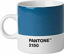 Pantone Espressotasse, Porzellan, Blue 2150, 6.1 x