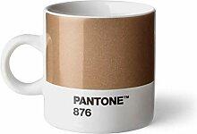 Pantone Espressotasse, Porzellan, Bronze