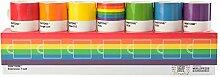 Pantone Geschenkbox Pride 7er Set Espressotassen,