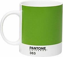 Pantone P10103022 Porzellan Becher 363, 375 ml, grün