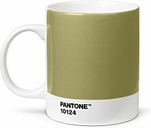 Pantone Porzellan Becher, Kaffeetasse 375 ml, mit