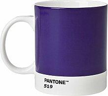 Pantone Porzellan-Becher, Violet 519, 375ml