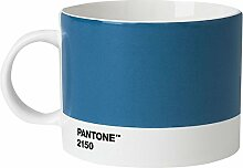 Pantone Teebecher, Porzellan, Blue 2150, 10.4 x