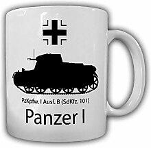 Panzer 1 Panzerkampfwagen I PzKpfw MG13 30er Jahre