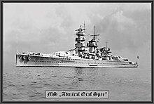 Panzerschiff MS Admiral GRAF Spee Deutsches Reich
