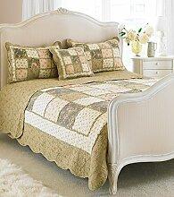 Paoletti Avignon-Steppdecke für Kingsize-Betten,