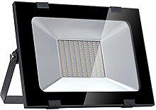Papasbox LED Fluter, 100W 10000LM Superhell