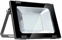 Papasbox LED Fluter, 50W 5000LM Superhell