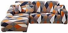papasgix Sofabezug Sofaüberwürfe L-Form