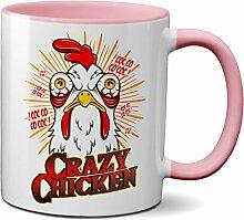 PAPAYANA 1014 - Crazy-Chicken - Beidseitig