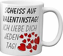 PAPAYANA 1015 - Scheiss-Valentinstag - Beidseitig