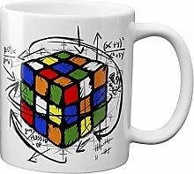 PAPAYANA 1017 - Rubik-Cube - Beidseitig Bedruckte