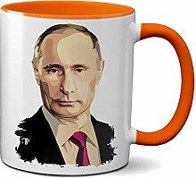 PAPAYANA 1018 - Putin-Portrait - Beidseitig