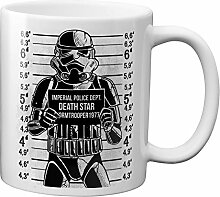 PAPAYANA 1023 - Stormtrooper-Police - Beidseitig