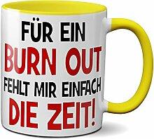PAPAYANA 1024 - Burn-Out - Beidseitig Bedruckte