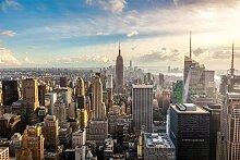 Papermoon Fototapete New York City Skyline B/L: 3