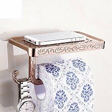Papier Handtuchhalter Mit Einer Modele Antike,Wc-papierhalter,Multifunktionale Handtuchhalter,Toilettenpapierhalter,Toilettenpapier-regal,Tissue Box,Aufnahmeschale-C