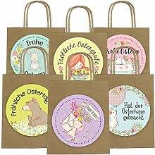 Papierdrachen XXL Geschenktüten für Kinder zu