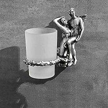 Papierhalter Badzubehör Chrom Romantische Bad