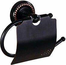 Papierhandtuchhalter Kupfer Schwarz Multifunktions