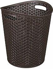 Papierkorb H:32/D:28 Kunststoff Korb Abfallkorb