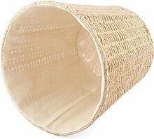 Papierkorb, Lommer Rewebte Eisenrahmen Rund
