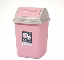Papierkorb Quadratischer Mülleimer