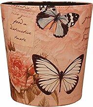 Papierkorb Vintage, WEIZQ Retro Papierkorb
