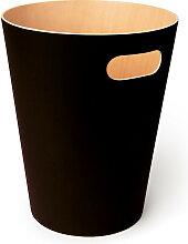 Papierkorb Woodrow Umbra mehrfarbig, Designer