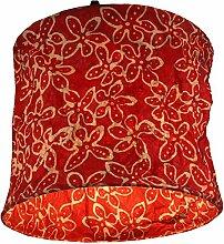 Papierlampenschirm - Annapurna 13 / Papierlampenschirme zylindrisch
