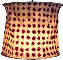 Papierlampenschirm - Annapurna 16 / Papierlampenschirme zylindrisch
