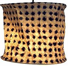 Papierlampenschirm - Annapurna 17 / Papierlampenschirme zylindrisch