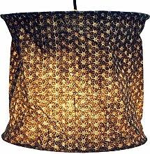 Papierlampenschirm - Annapurna 18 / Papierlampenschirme zylindrisch