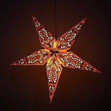 Papierstern-Laterne für Zuhause, Weihnachten,