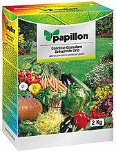Papillon 8025020–Dünger Universal/Weizen 2kg Garten