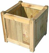Papillon 8044815Blumenkasten aus Holz, 40x